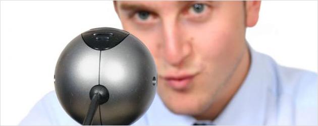 Video interviews - How to Arrange Webcam