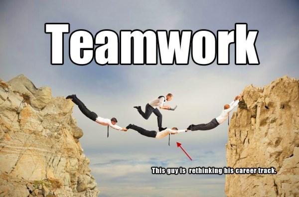 teamwork big interview