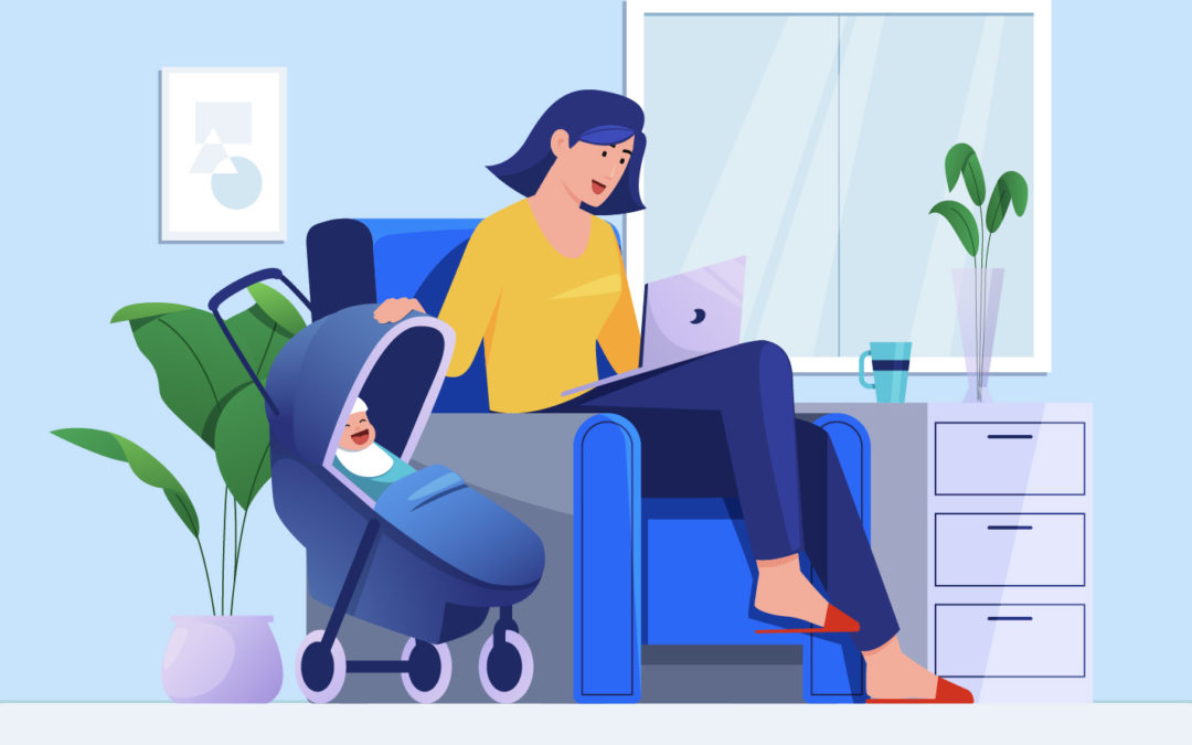 Balancing Childcare With Working From Home