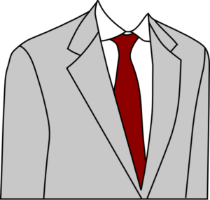 suit to wear to a job interview