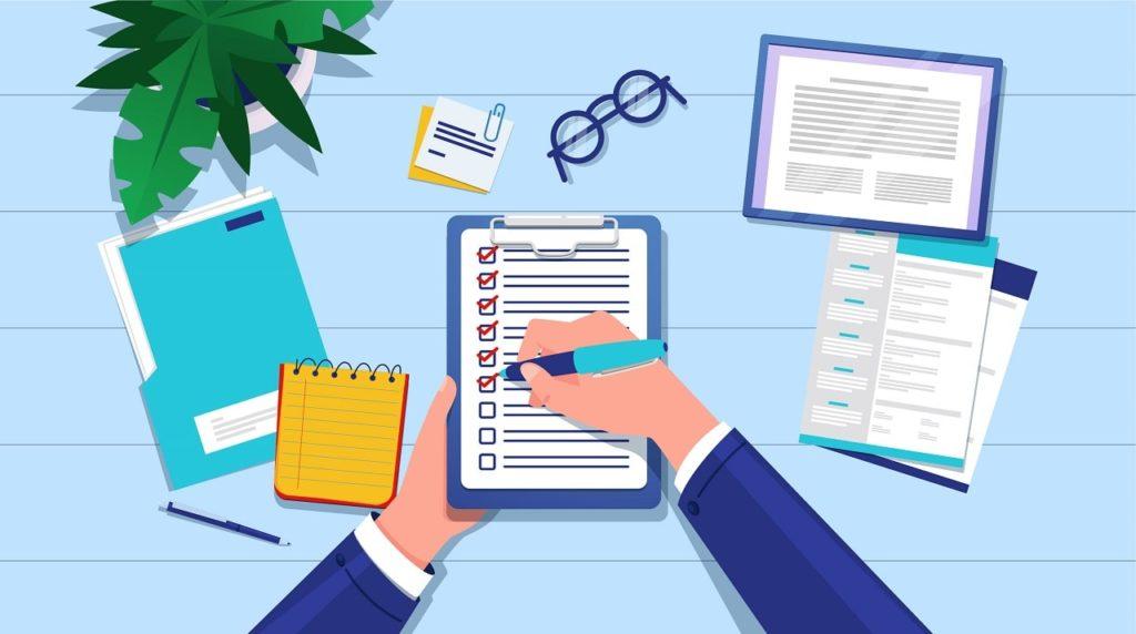 interview preparation documents