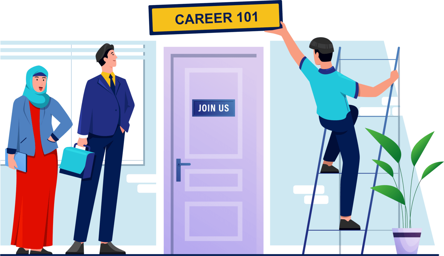 How to manage your career banner